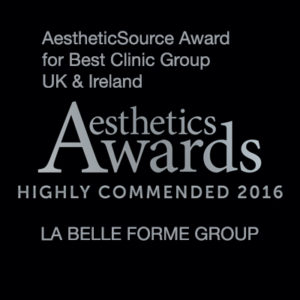 Aesthetic awards La Belle Forme Group