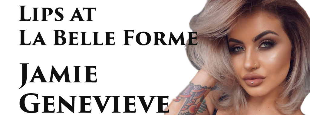 Jamie Genevieve at La Belle Forme